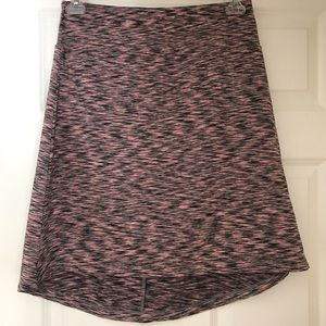 Great active skirt with pockets and zipper!